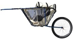 We were recently contacted by an entrepreneur who has been working hard to bring a new product to market, the Cavery Cab, a single wheeled bike child trailer designed for off-road use. It looks to be a well thought out and solidly built design. In communicating with Cavery Cab, I also got the sense that...  Read more »