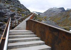 Trollstigen Tourist Route by Reiulf Ramstad Architects - Dezeen