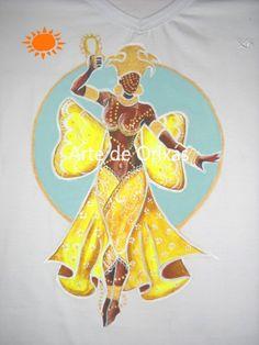 """Oxum. """"ARTE DE ORIXÁS"""" by Nohémi. Artesanías Premium para cultos africanistas.Argentina  Envios nacionales e internacionales."""