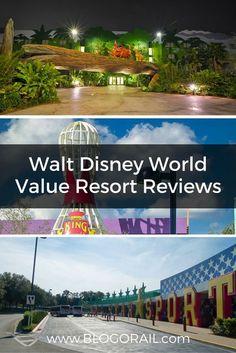 Walt Disney World Value Resort Reviews - The Blogorail http://www.actuweek.com/go/hotel/hotelscombined.php