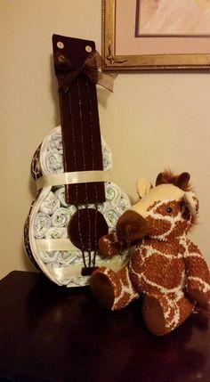 Pamper Cake, Giraffe, Diys, Towel, Leather, Design, Giraffes, Bricolage, Do It Yourself