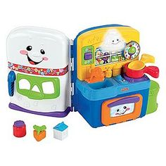 Fisher-Price -Laugh N Learn Learning Kitchen