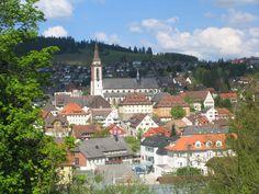 Titisee-Neustadt, Germany.