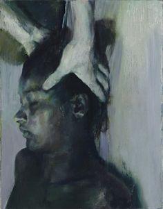 Justin Mortimer: Cult II 45 x 35 cm 2011