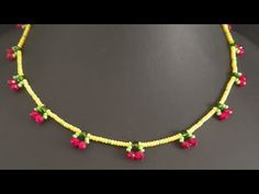 Diy Jewelry To Sell, Diy Crafts Jewelry, Handmade Jewelry, Beaded Lace, Beaded Jewelry, Beaded Necklace, Knitting, Bracelets, Things To Sell