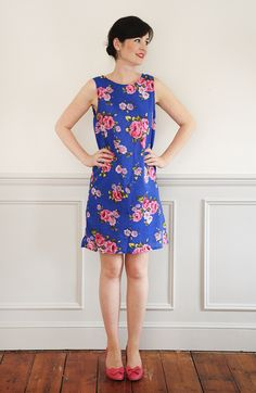 Ultimate Shift Dress Sewing Pattern by Sew Over It