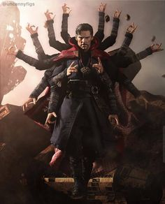 Congratulations to @uncannyfigs for today's first feature with their superb and creative Doctor Strange photo  Absolutely amazing composition work here from the effects and backgrounds maestro himself the awesome @uncannyfigs showcasing here the Master of the Mystic arts Doctor Strange Please check out @uncannyfigs for more great photos  . . PHOTO OF THE DAY . . To submit your photos for features please use the tag #onesixthlegion  . . #toyphotography #instatoys #figurephotography…