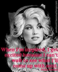 12 best dolly parton images dolly parton quotes wise words day rh pinterest com