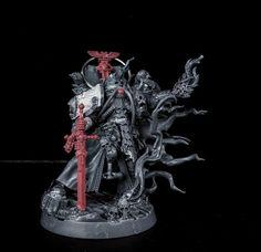 Warhammer 40k Bits, Warhammer Models, Warhammer 40000, Inquisitor 40k, Space Marine, Cool Art, Dark Angels, Miniatures, War Hammer