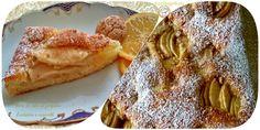 Torta di mele amaretti - Ricette Blogger Riunite