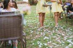 Casamento de dia no jardim - Wes e Alisson