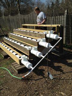 Self Watering Garden System?