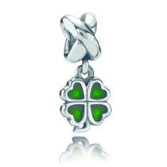 A cute Pandora enameled bead.