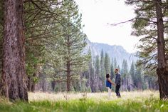 Bergreen Blog: Jean-Paul and Lorraine's Yosemite Engagement PhotoDate | Yosemite Engagement Photography | Yosemite Wedding Photographer