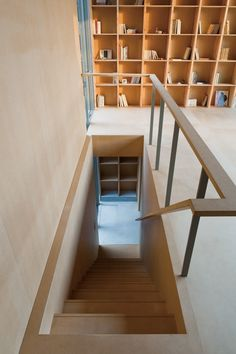 Near House by Mount Fuji Architects Studio - Stairs
