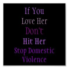 My friend is in domestic violence relationship?