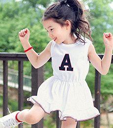 韓国子供服(Annika・AMBER・peach&creamなど)のマニマカロン