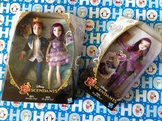 This holiday season Disney Descendants dolls are on the top of so many lists! Learn more about Disney Descendants dolls on the blog now.