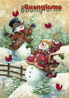 Gotta Love Snow Canvas Art - Janet Stever x Christmas Graphics, Christmas Clipart, Christmas Gift Tags, Christmas Paper, Vintage Christmas Cards, Christmas Printables, Winter Christmas, All Things Christmas, Christmas Wreaths