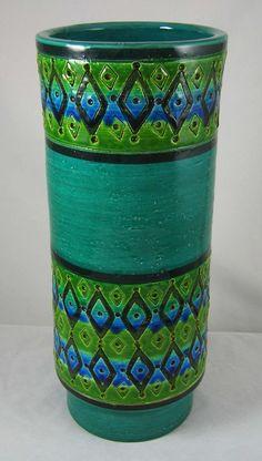 Bitossi vase.....I really love this!