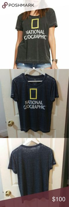 Chaser National Geographic tee shirt sz SM I've seen a few people ISO this rare national Geographic shirt by Chaser. I saw this on a mannequin inside a store in Soho (last one) and got it in hopes to sell to someone here, but now I kind of want it for myself. brand new with tags and new smell. I'm listing the price to make my money back and pay me extra for no longer owning this rad, rare find! Who DOESNT like Nat Geo!? Original price is not accurate LOL. Debating making this not for sale…
