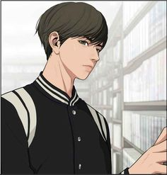 Page 2 Read Episodio from the story True Beauty [Esp. Comic] by GoldenLX (Boreal) with reads. Suho, Dog Of Flanders, The Flowers Of Evil, Broly Movie, Super Movie, Boy Illustration, Illustrations, Deadman Wonderland, Wattpad