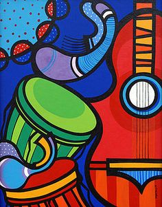Musica by Mary Tere Perez