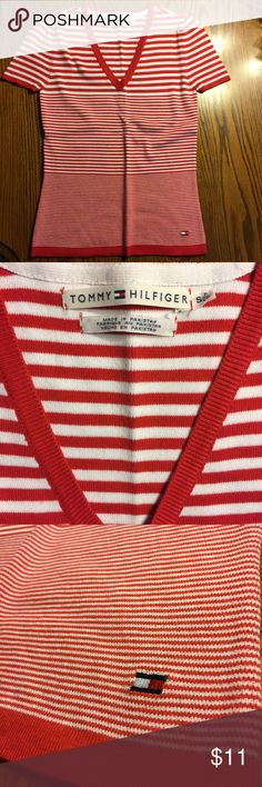 Like new! Tommy Hilfiger top. This has never been worn. Tommy Hilfiger Tops