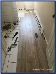 (paid link) ?Types of Hardwood Flooring · ?Cost · ?Maintenance and Repair · ?Installation #woodfloorkitchen Kitchen Flooring, Bathroom Flooring, Removing Bathroom Tile, Tile Floor Kitchen, Painted Bathroom Floors, Laminate Tile Flooring, Flooring Cost, Tiled Floors, Slate Flooring