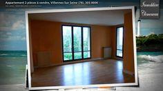 Appartement 2 pièces à vendre, Villennes Sur Seine (78), 305 000€