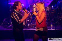 Bruno Pelletier et Andrée-Anne Leclercl Pelletier, Bruno, Rock, Concert, The Vikings, Skirt, Locks, Concerts, The Rock