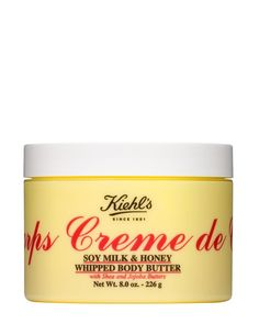 Kiehl's Since 1851 Creme de Corps Whipped Body Butter 8 oz.