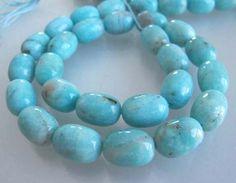 Peruvian Amazonite 12x16mm Barrel Beads $34.00 16 inch strand