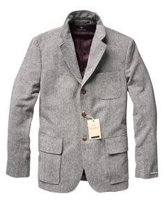 Scotch & Soda 3 button blazer