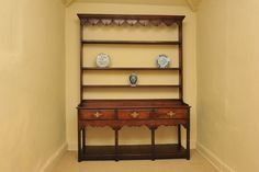 Antique Oak Dresser - 18th century South Wales
