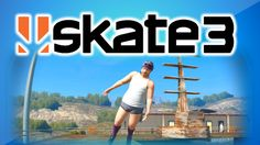 The glitchiest game ever... SKATE 3