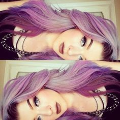 Totally into Pastel Hairstyles!