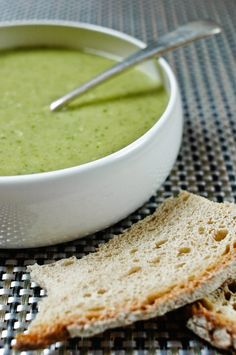 As a sequel to my ode to the fresh pea, here is a recipe for chilled pea pod soup, a.k.a. …
