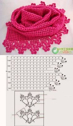 Crochet Patterns Shawl There is no automatic alternative text available.There is no such thing as a automated different textual content obtainable.No hay texto alternativo automPretty lace shawl and patternThis Pin was discovered by May Filet Crochet, Poncho Au Crochet, Crochet Shawl Diagram, Crochet Shawls And Wraps, Crochet Collar, Crochet Chart, Crochet Scarves, Crochet Clothes, Crochet Lace
