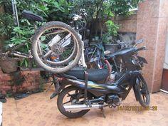 Hidup Ini Indah: DiY : Membuat Bracket Carrier Sepeda di Motor Mura...