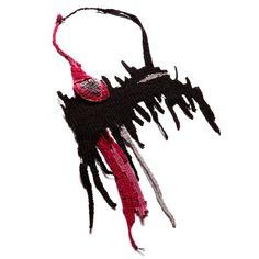 Weaved neckpiece, sofiapaschoujewelry