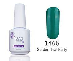 iLuve langanhaltende Soak Off Nail Polish mit 237 Farben auswählbar   1 Flasche mit 15 ml UV LED Gel Polish Nagellack von der Farbe # 1466 - http://geschirrkaufen.online/iluve/iluve-langanhaltende-soak-off-nail-polish-mit-237-21