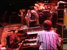 Grateful Dead- Going Down the Road- alpine valley '89