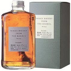 Nikka From The Barrel (500mL)   Cask Strength Whisky ForWhiskeyLovers.com