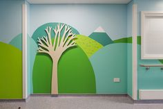 designers and artists liven up the royal london hospital