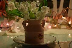 Editorial Dia dos Namorados- Jantar Romântico- Home Decor-  Decoração Mesas-Vasos