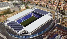 Cornellá El Prat - Power8 Stadium (Barcelona, Spain) By RFA Fenwick Iribarren Architects