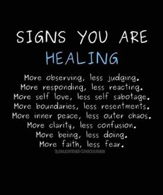 Healing Words, Healing Quotes, Mental And Emotional Health, Emotional Healing, Self Love Affirmations, Self Improvement Tips, Spiritual Inspiration, Inner Peace, Be Yourself Quotes