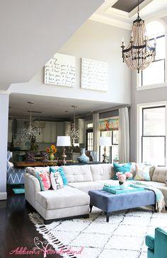 Huge fireplace mantel - decorating help needed | Fireplace mantel ...