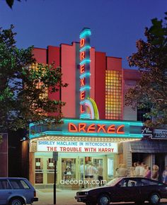 The Drexel Theatre - a Columbus treasure